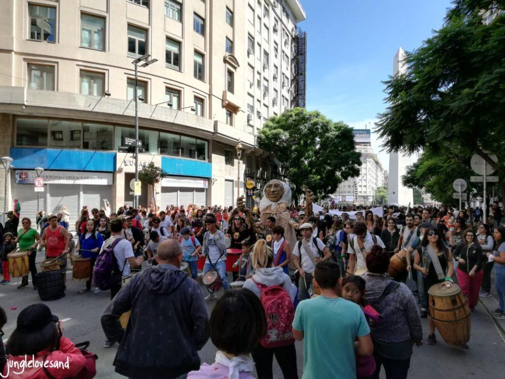 Argentinien Buenos Aires Tango + Geschichte