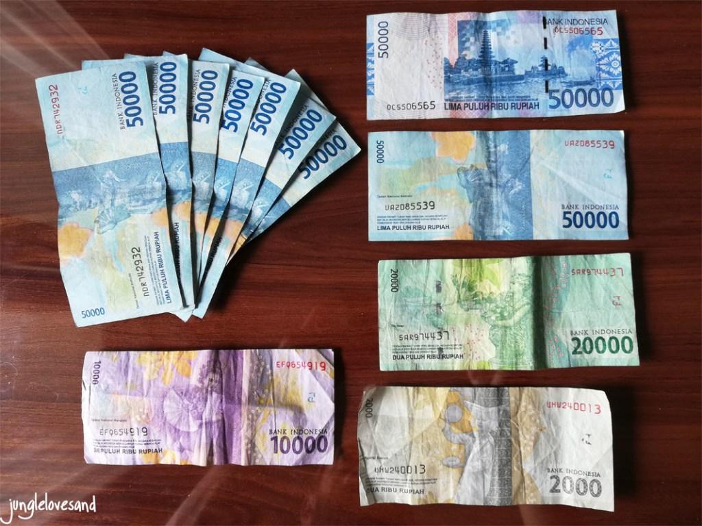 Indonesische Rupiah
