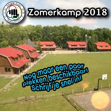 Zomerkamp 2018