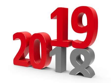 Gelukkig nieuwjaar! – Terugblik 2018