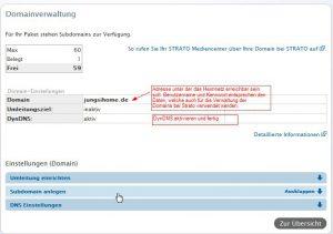 Hardware: DynDNS mit Fritz!Box (1/4)