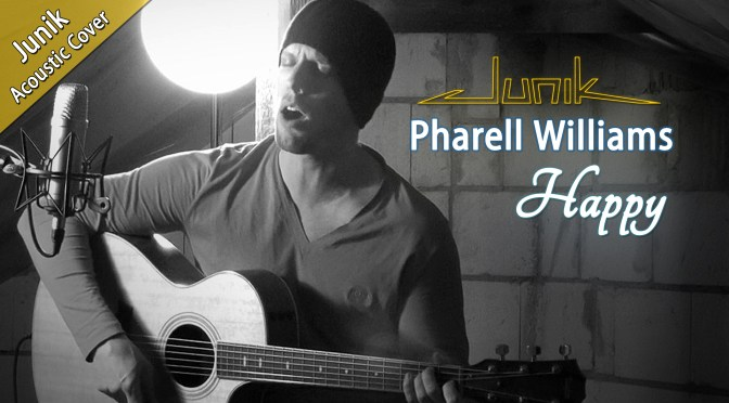 Neues YT-Cover :: Pharell Williams • Happy