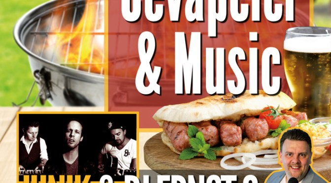 Cevapcici & Music :: Livemusik-Abend