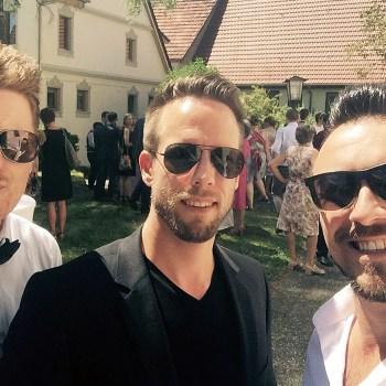 Junik - als Hochzeitsband auch auf ihrer Veranstaltung?!