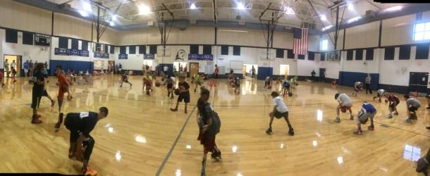 Ball Handling Workout