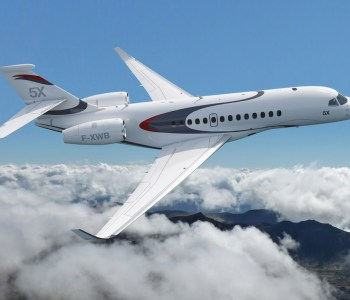 Article aviation Junior ESTACA Paris Saclay Falcon 5X