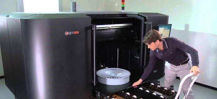Imprimante 3D grande, article impression 3D Junior ESTACA Paris Saclay Pierre Blanchet