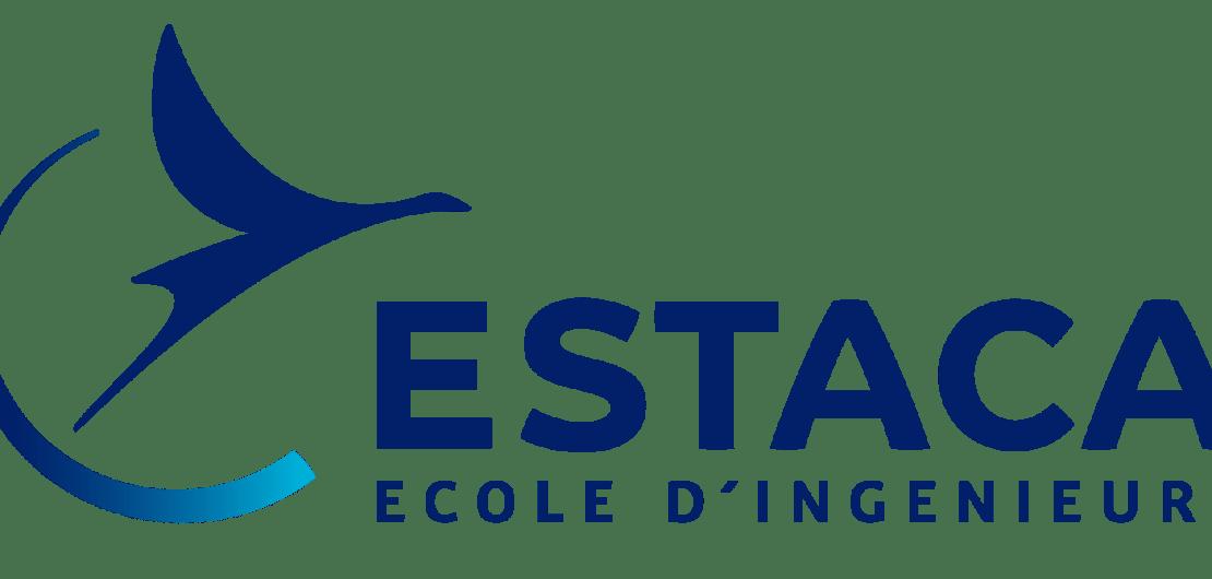 Nouveau logo de notre école ESTACA