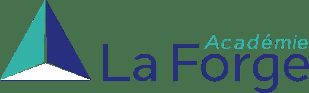Logo de notre partenaire : La Forge Académie