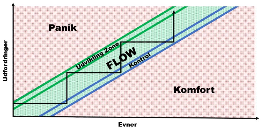 Trial Flow træning i detaljer