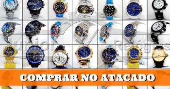 Compre Relógios no Atacado