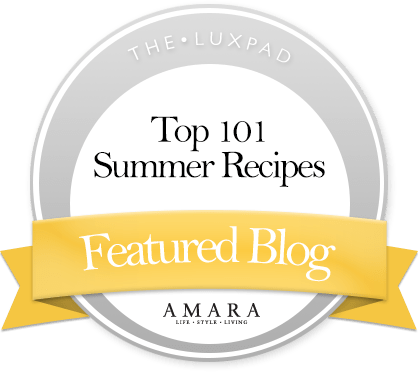 Top 101 Summer Recipes by Amara Living