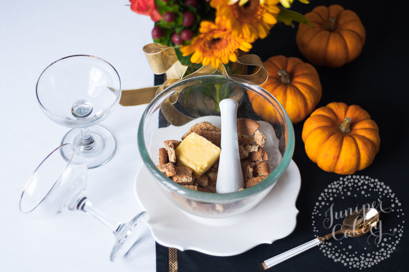 No bake pumpkin cheesecake recipe by Juniper Cakery