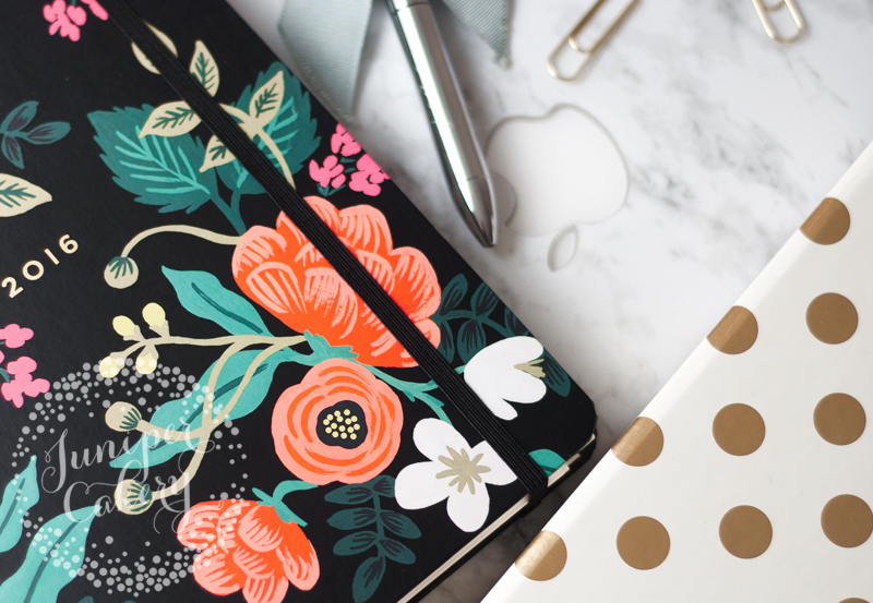 Friday Favourites - Stylish 2016 agendas