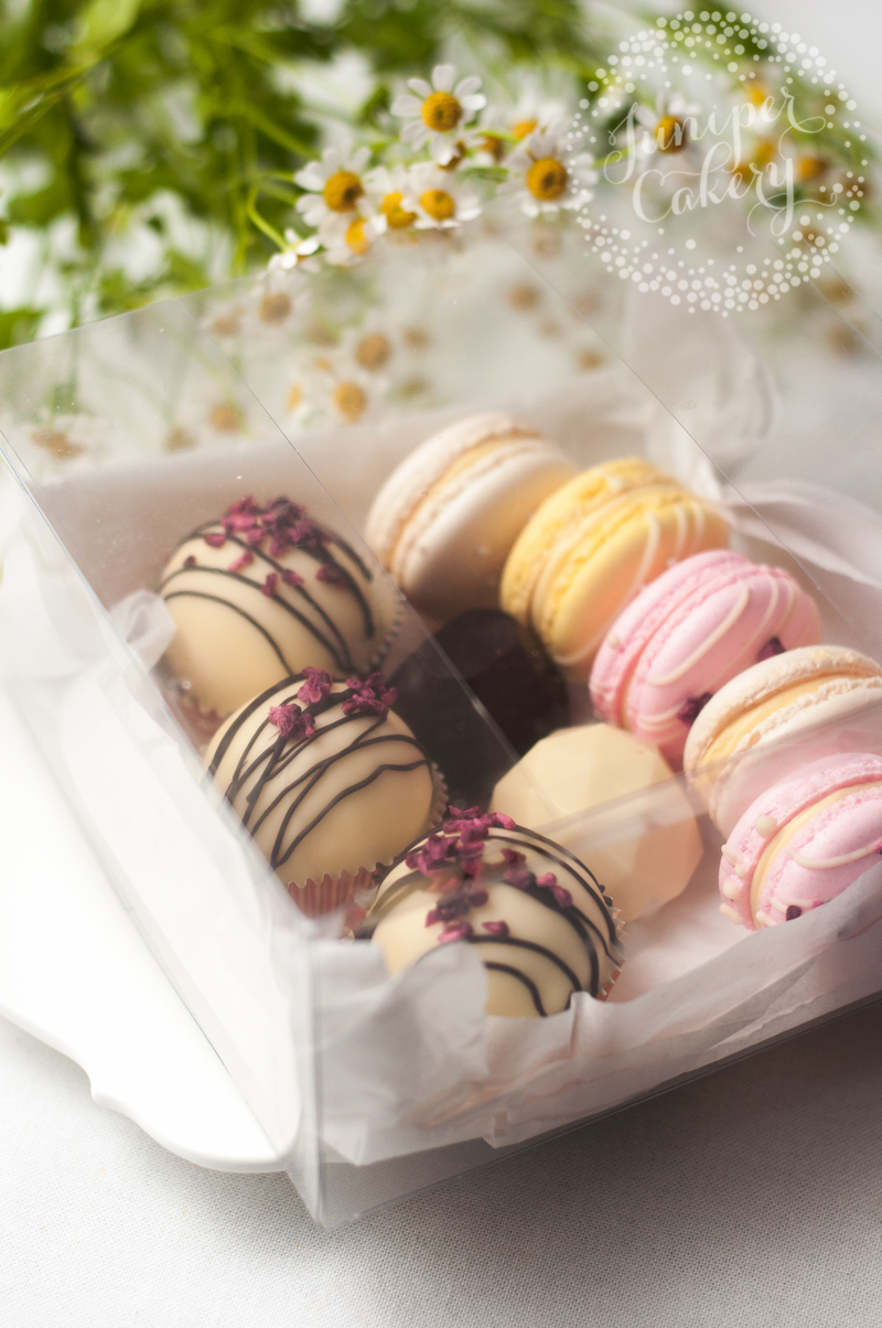 Mother's Day macarons, truffles and chocolates in Hull and Yorkshire