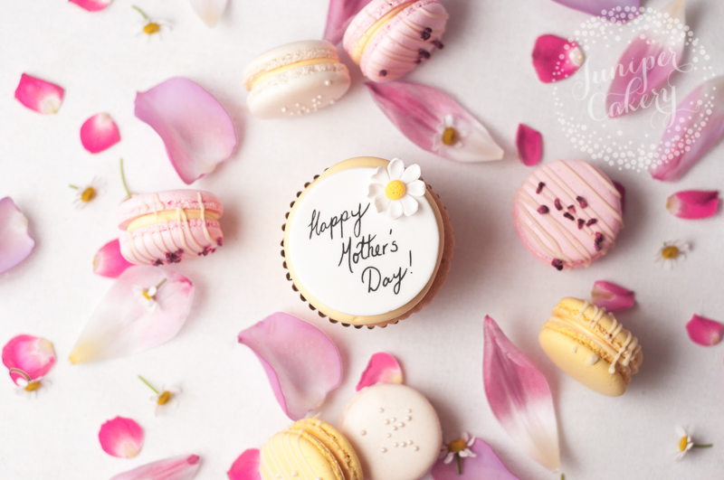 Perfect Mother's Day cupcakes in Hull and Yorkshire