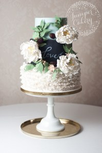 Our Exclusive Interview in Wedding Cakes Magazine!