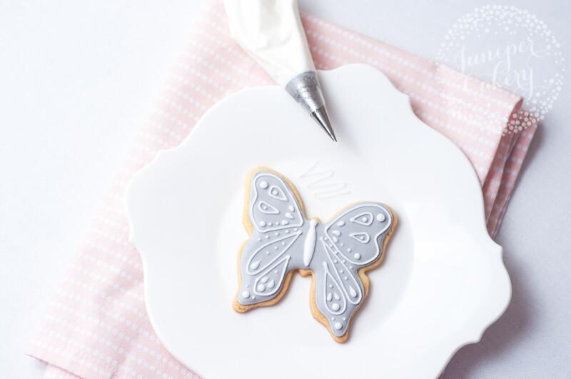Perfect sugar cookies by Juniper Cakery