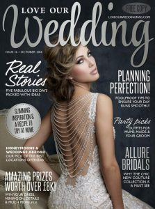 Love Our Wedding Magazine October 2016