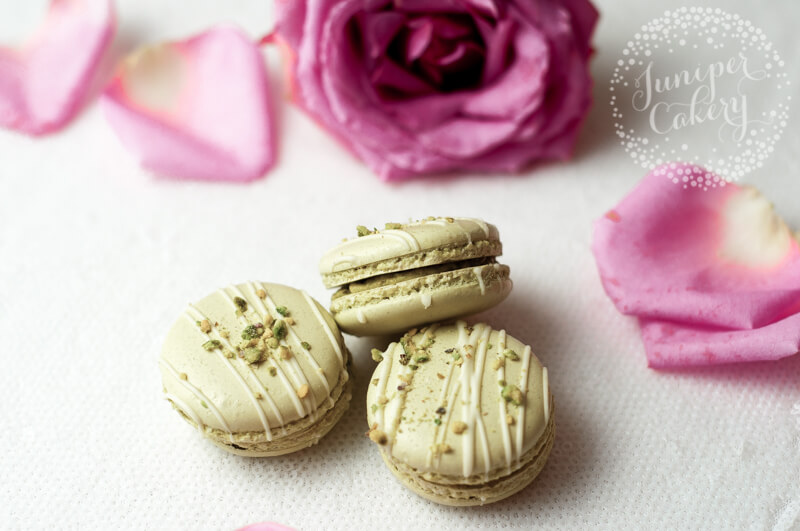 Easy tips for perfect macarons