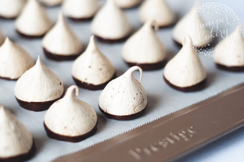 Chocolate and Coffee Meringue Recipe
