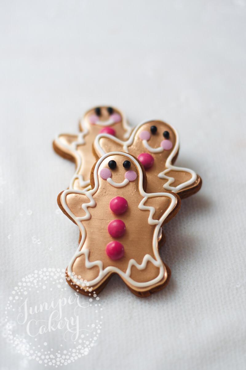 Tasty gingerbread cookies recipe