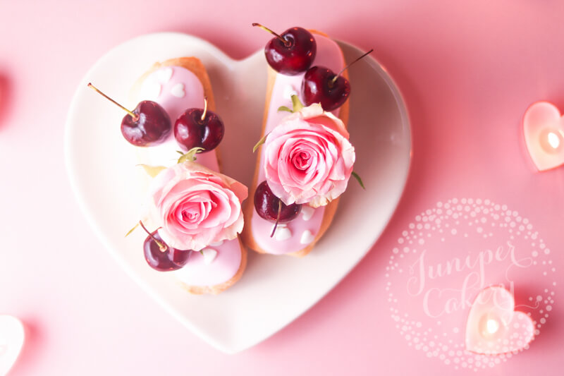 Valentine's Day recipe by Juniper Cakery