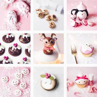 Juniper Cakery 100k on Instagram
