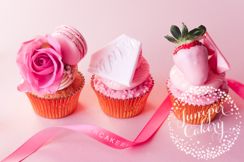 Sweet Mother's Day Cupcakes by Juniper Cakery