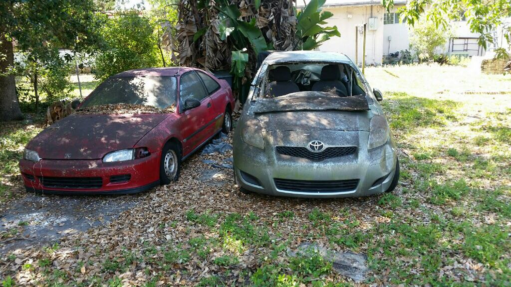 cash for junk cars miami 305-733-7099