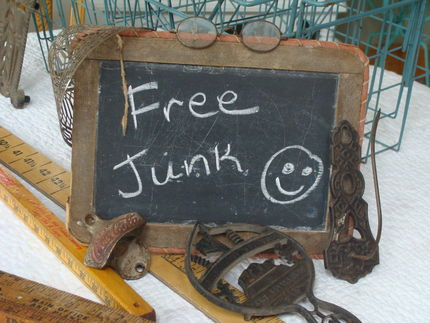 Image result for Free junk