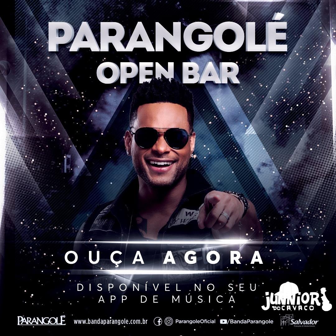 PARANGOLE – OPEN BAR – 2018