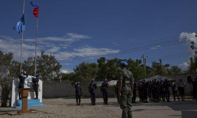 La MINUJUSTH a commencé son mandat en Haïti 39