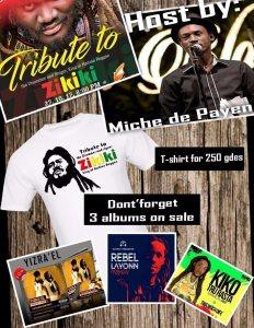 Haïti : Zikiki fête son anniversaire ce 27 Octobre 29