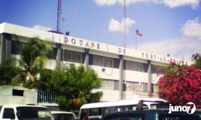Administration Générale des Douanes (AGD)
