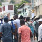 FLASH : Nouvelle manifestation de l'opposition à Port-au-Prince. 33