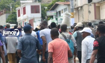 [FLASH] Manifestations en cours à Port-au-Prince. 43