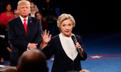 États-Unis: Selon Hillary Clinton le président Donald Trump est un danger. 58