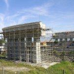 Le Président Jovenel Moïse a visité le chantier de l'échangeur de Carrefour 30