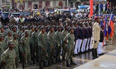 Sécurité : L'Armée d'Haïti est de retour officiellement 38
