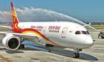 Chine - USA : Le premier vol transocéanique au biocarburant réussi 46