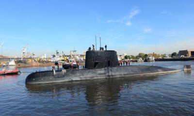 Argentine : Le sous-marin disparu a explosé avec 44 membres d'équipage 35
