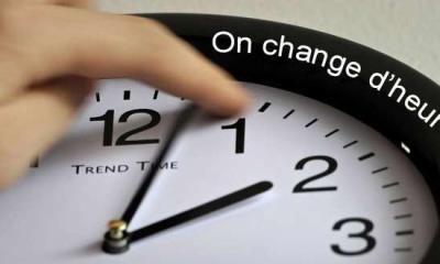 heure nationale reculera
