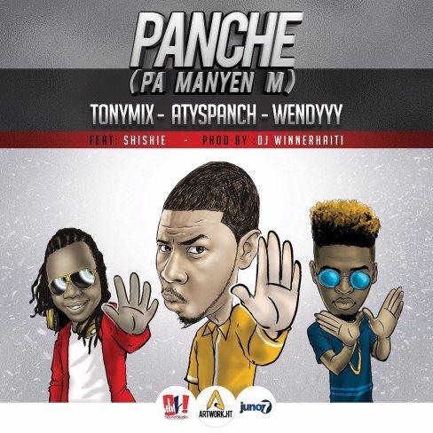 Entre humour et musique, Atys Panch pète le plafond avec «Panche, Pa manyen'm» 30