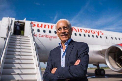 Sunrise Airways relie Haïti et Curaçao 32