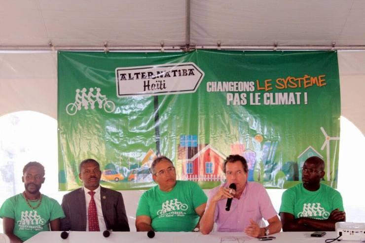 Le village Alternatiba veut agir contre le phénomène de la dégradation de l'environnement 37