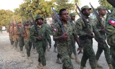 Haïti : Fête de l'indépendance des militaires haïtiens vont défiler aux Gonaïves 40