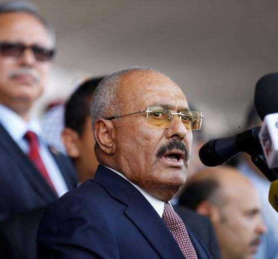 Guerre au Yémen : l'ancien président Ali Abdullah Saleh «tué» 32
