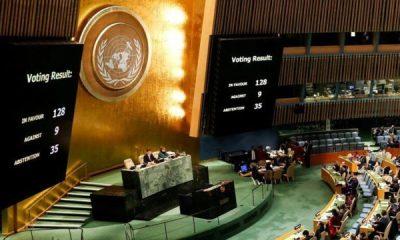 [FLASH] l'ONU adopte une résolution sur le statut de Jérusalem 30