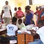 La Jeune Chambre International Croix-des-Bouquets vole au secours des habitants de «Zoranje» 32